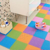 Wholesale 2015 High Quality Soft PVC Mats Slip resistant Bath Mat Kitchen Anti slip Doormat Carpet Modern Split Joint Mats AIA00358B