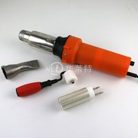 Wholesale 2000W Hot air plastic Welders pvc welding machine welding gun tools