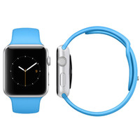 apple batteries - Golden Wearable Goophone Smart Watch MTK2502C inch IPS mAh Battery Heart Rate Tester Sleep Tester Wrist Watch for Android Smartphone