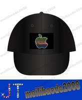Wholesale Sound Activated Light Up Hat Flashing Cap Equalizer EL LED Baseball Hat MYY13423A