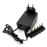 Wholesale High Quality Universal EU AC DC Adaptor Plug Power Supply V V V V V V for DC Charger S127