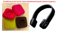 Wholesale 50mm Soft Headset Square Foam Ear Pads Replacement Ear Cushions For Wireless Headphones