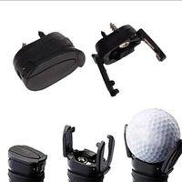 Wholesale New Golf Ball Pickup Mini Golf Pick up Grabber Back Saver Claw Put On Putter Grip Golf Ball Retriever Golf Training Aids