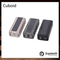 best match - Joyetech Cuboid W TC VW Box Mod Support SS316 Coils Best Match Cubis Atomizer Original