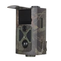 Wholesale scouting hunting camera HC300M New HD P GPRS MMS Digital Infrared Trail Camera GSM LCD IR Hunter Cam