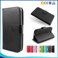 Cheap New model mix color leather wallet case for ZTE Obsidian Z820 ,for ZTE Obsidian Z820 case