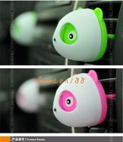air conditioner spray - Car air conditioner Panda car perfume Car Fresh supplies humidifier Interior usb humidifier Air Purifier Freshener Accessories