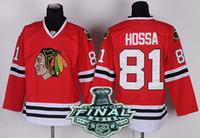 Wholesale Cheap Hockey Jerseys Final Stanley Cup Chicago Blackhawks Marian Hossa Red Jersey