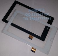 Wholesale 7 inch touch screen New touch panel Tablet PC touch panel digitizer TPC1463 VER5 E Noting size and color