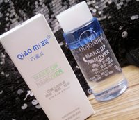 Wholesale Makeup remover ml cleansing water eye face lips makeup remover no side effect makeup remover