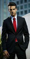 men dress suits - Jacket Pants Fashion Black Men Tuxedos Suits Lapel Fitting Men s Wedding Dress Plus Size Groomsman Wear Best Men Suit High Quality