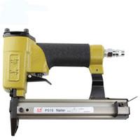 air framing guns - High Quality Pneumatic Nailer Gun Air Stapler Nail Gun Tools for photo frame P515