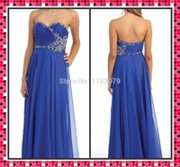 dresses shop - No Risk Shopping New Design Prom Dresses A Line Sweetheart Floor Length Crystal Beaded Sequins Chiffon Ball Gown