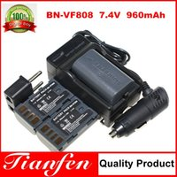 battery charger for jvc - Tianfen BN VF808 BN VF808 Camera Battery Charger For JVC BN VF823 GR D750AC GZ HD7AC GZ MG130 SDR S18 GZ MG150 FreeShipping