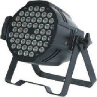 Wholesale Factory sell high quality54pcsx3w RGBW Led Indoor Par lights dmx led rgbw w3w can par lights