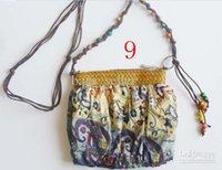 handbag low price - Cheap Handbags Lady Cross Body Chiffon Beach Bag Bohemia Boho color EMS Low Price B17