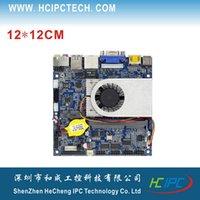 Wholesale M4102 ITX HCMS5J19 Bay trail J1900 Nano ITX Motherboard DC12V V PWR COM USB MSATA Giga LAN ITX Motherboard