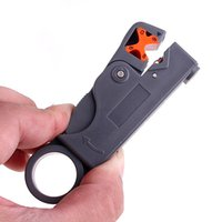 Wholesale Networking Tools Rotary Coaxial Cable Wire Stripping Stripper Cutter Stripper for RG QS C C C Cables
