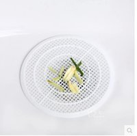 Wholesale drainage network bathroom hair drain kitchen sink filter net can be cut