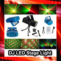 2700lm laser show equipment - Cheap Multicolor Mini Led Stage Lights Laser Show Projector Disco DJ Equipment christmas holidays lights Party wedding lighting
