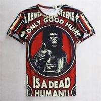 ape clothing - 2015 summer style tshirt short sleeve camiseta d t shirt animal hip hop vestidos Ape rise printed T shirts swag clothes