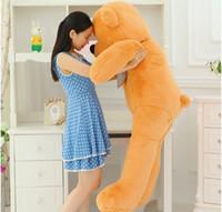 valentine bear plush bear stuffed bear - hot Giant teddy bear cm big stuffed plush animals white soft hot toys doll for baby girls valentine gift for birthday cfvbes54