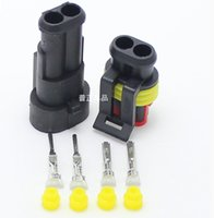 Wholesale All New Pin Waterproof Electrical Wire Connector DJ7021 Automobile Connector