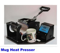 Wholesale Portable Digital Mug Heat Press Machine Cup Heat Press