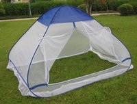 Wholesale New bed net mongolian yurt mosquito net camping tent camping bed SB HP200