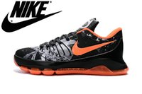 Cheap Nike KD 8 EP Basketball Shoes Mens Retro KD VIII Cheap Kevin Durant Boots KD8 100% Original Sneakers KD8 15 Colors Size US7-US12