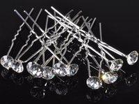 antique silk ribbon - H123 fashion rhinestones crystal Hairpins for bridal hair jewelry accessories wedding tiara for wedding crowns