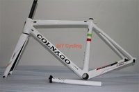 Wholesale 7 Days Delivery For New C60 Carbon Bicycle Frame With BB386 Bottom Bracket Hole And BB30 or BB68 adapter