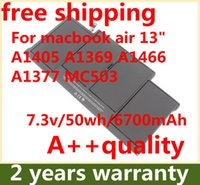 apple macbook pro specials - BEST Special Price NEW Original Laptop Battery For Apple MacBook Pro quot A1369 A1466 A1405 A1377 MC503 MC504