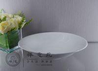 big salad bowl - 12 quot Ellipse Bowl soup bowl fine porcelain ceramics Bread Bowls Shara Cake Bowl home Housewear Furnishings Kitchen salad Bowl big bowl
