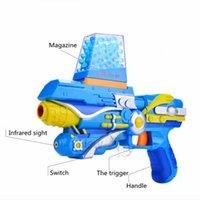 air gun cheap - Free Shopping Paintball Gun Soft Bullet Gun Shooting Water Crystal Gun New Model Nerf Air Gun Airgun Cheap Gift Toys