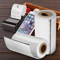 Wholesale 57mm mm Thermal Paper for HB HB Bluetooth Thermal Printer More Rolls Pack