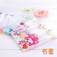 Wholesale Thick K color cartoon slipcase slipcase cover lovely book protective cover a variety of patterns