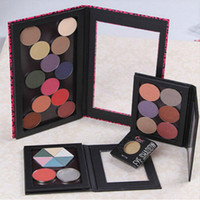 Wholesale 2 Pieces Extra Large Makeup Palette Customizable MAGNETIC COSMETIC Z PALETTE EYE SHADOW EMPTY BLANK TRAY DIY MAKE UP TOOLS