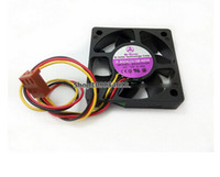 Wholesale Bi Sonic BS501012H DC square Cooling Fan with V A Wire Pins For Case