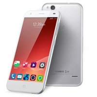"""Cheap ZTE Blade S6 5 inch IPS 1.5Ghz Android 5.0 """"octa-core Qualcomm 1280 * 720 4G phones 2GB RAM 16GB ROM 13.0MP Camera Dual SIM card"""