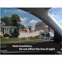 auto accessory housing - xterior Accessories Window Foils Solar Protection x300cm Car Side Window Black Tint Film Glass VLT Auto House Solar UV Protectio