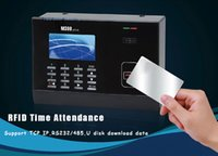 Wholesale M300Plus TCP IP RFID Time Attendance Punch Card Clock Card Capacity Built in WEB LINUX SERVER browser Free ZK Software