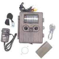 achat en gros de chasse ir-12MP 1080p Outdoor MMS (2G) Observation de la faune Trail Camera Mail GSM GPRS MMS étanche Appareil de chasse avec 42 pcs IR LED HT-002LIM
