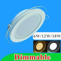 Cheap Dimmable panel light Best recessed light