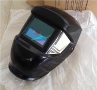 Wholesale Auto darkening shading welding mask helmet welder cap for welder operate the TIG MIG MMA ZX7 welding machine and plasma cutter