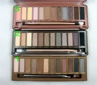Wholesale Palette Color Eyeshadow Palette Style Eyeshadow Together Colors Eyeshadow Palette With Brush