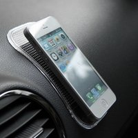 Silicon auto perfumes - Brand New Hot Sale Auto Car Dashboard Anti Slip Mats Non Slip Pad Sticky Cell Phone Perfume Key