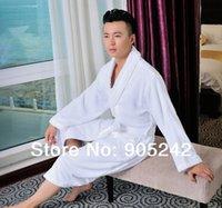 bathrobe manufacturers - new style cotton western OEM manufacturer bathrobe for man