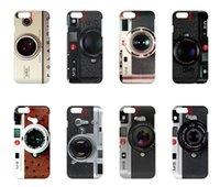 Wholesale Retro vintage Camera Leica M9 case cover new arrival PC hard for iphone quot Plus quot