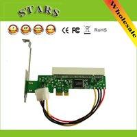 Wholesale Internal PCI E Expresscard XSlot TO PCI Bit Adapter Express Card Bridge ASMEDIA ASM1083 Dropshipping